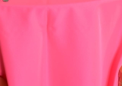 Rental store for NEON PINK POPLIN POLYESTER in  NJ